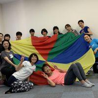 奈良県桜井市ソニアスポーツクラブの健康教育